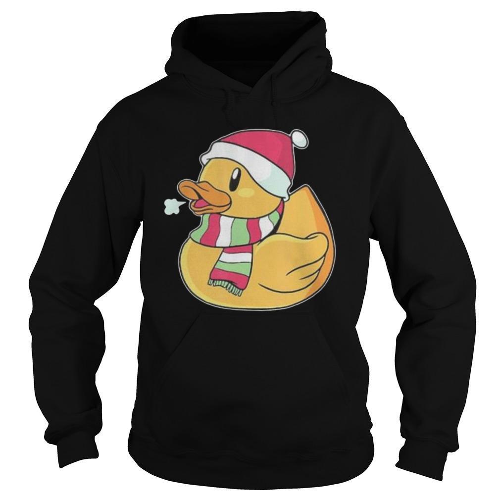 Christmas Dub Duck Hoodie