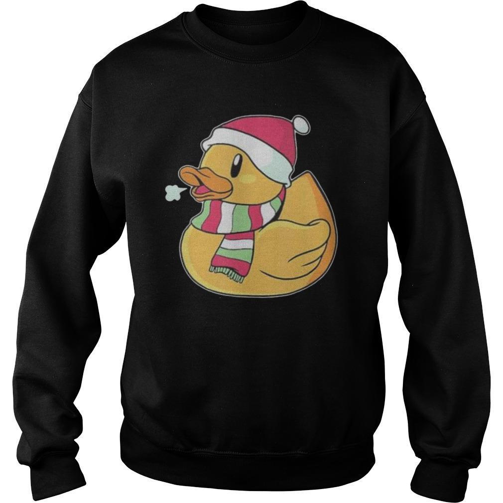 Christmas Dub Duck Sweater