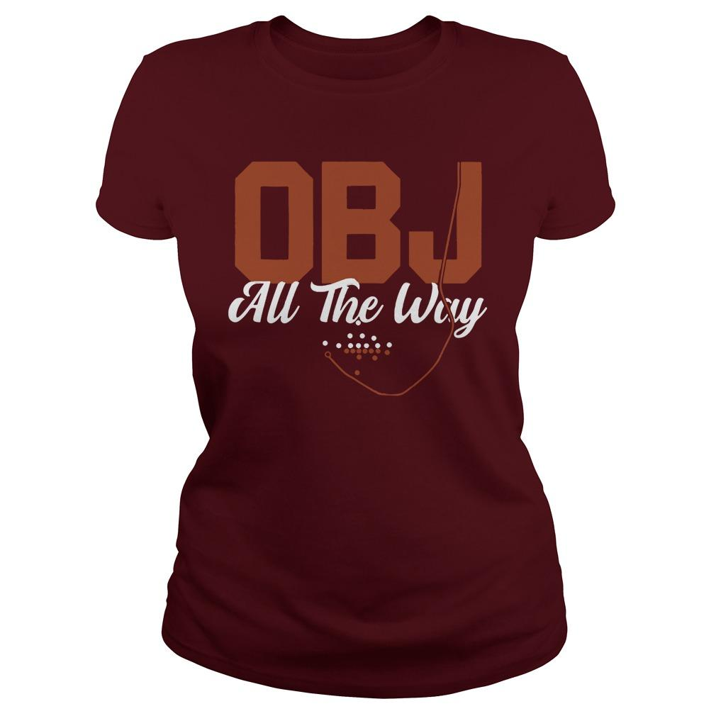 Cleveland Obj All The Way Tank Top