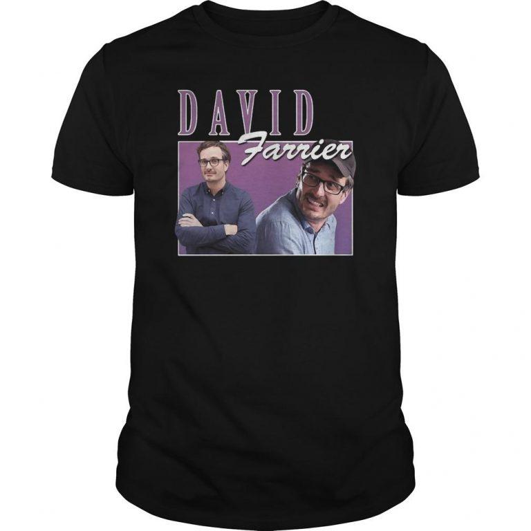David Farrier Shirt