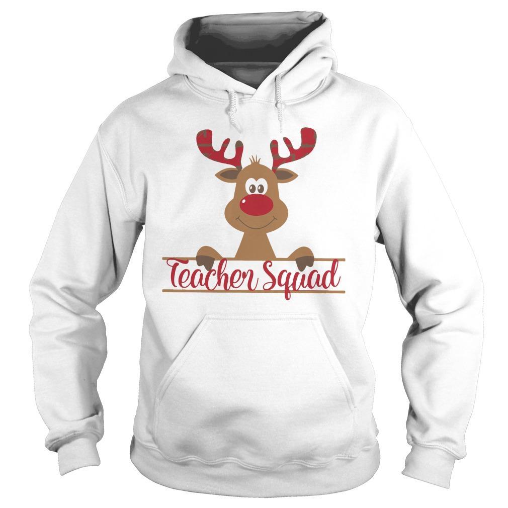 Deer Teacher Squad Hoodie