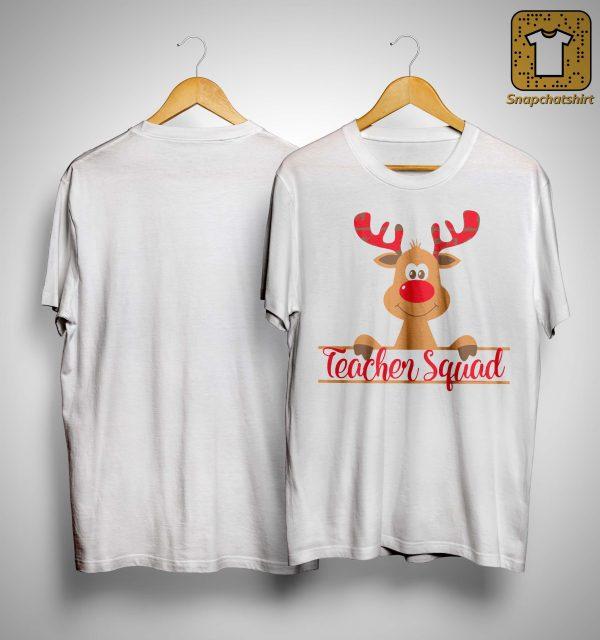 Deer Teacher Squad Shirt