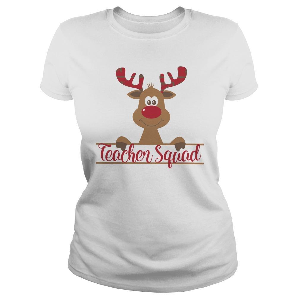 Deer Teacher Squad Tank Top