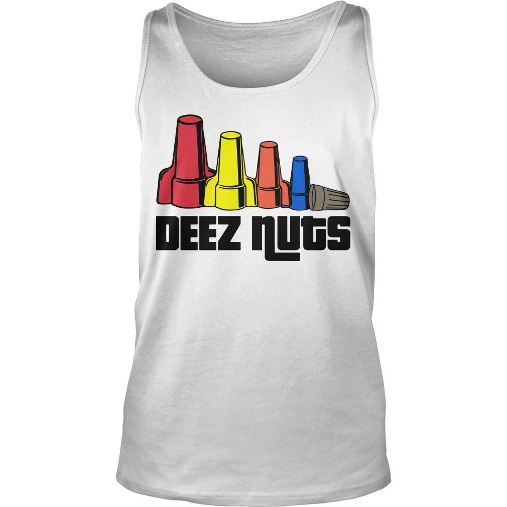 Deez Nuts Tank Top