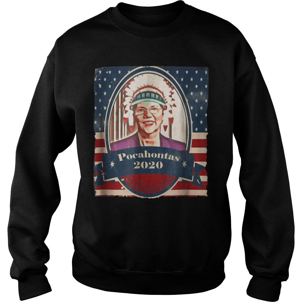 Elizabeth Warren Pocahontas Sweater