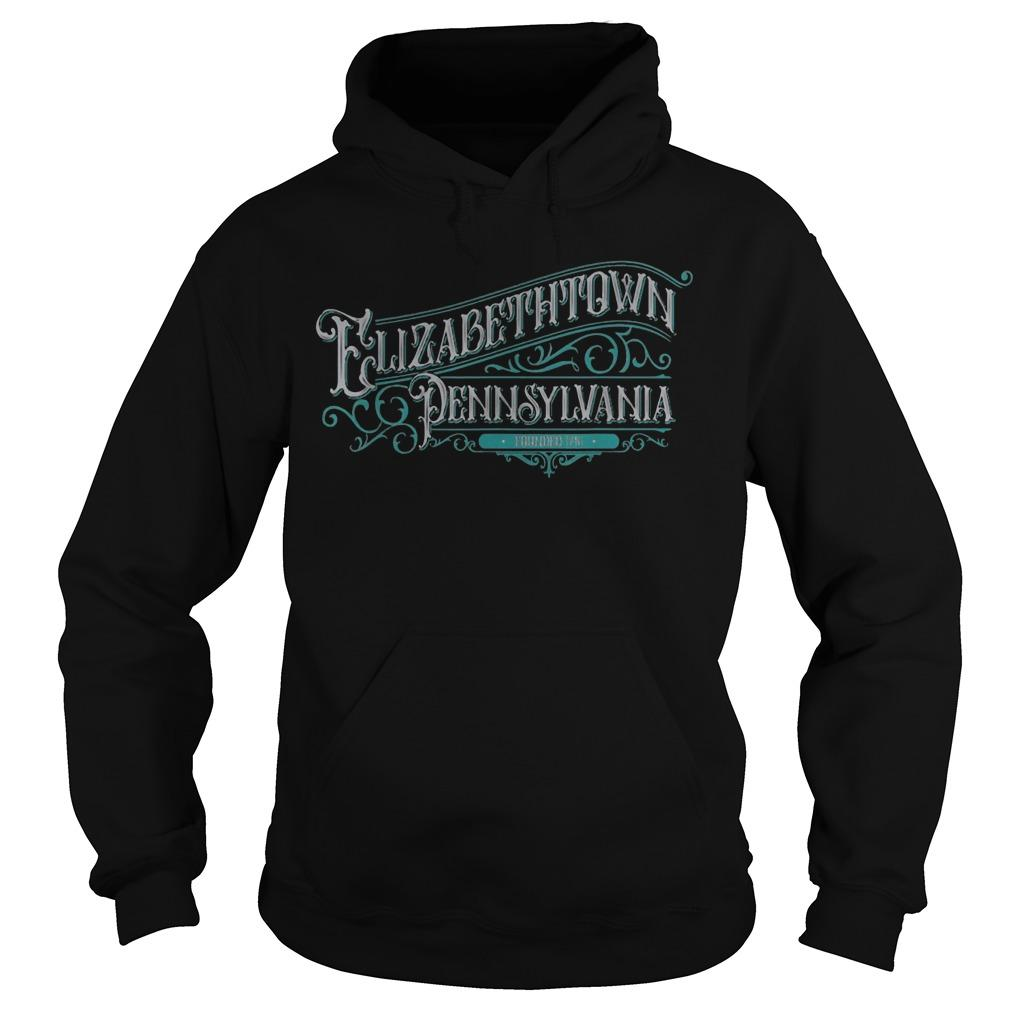 Elizabethtown Pennsylvania Hoodie