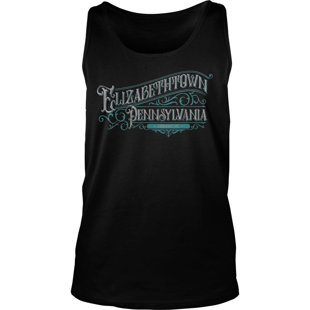 Elizabethtown Pennsylvania Tank Top