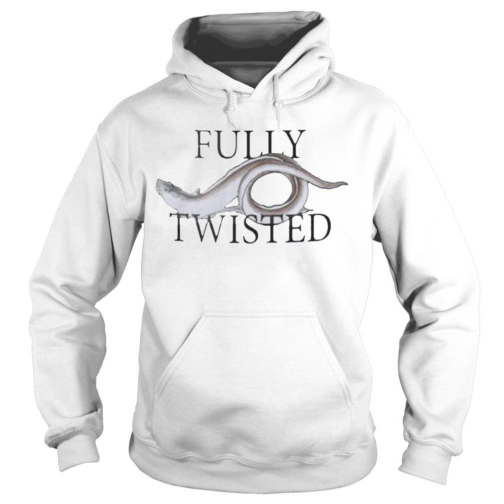 Fish Fully Twisted Hoodie