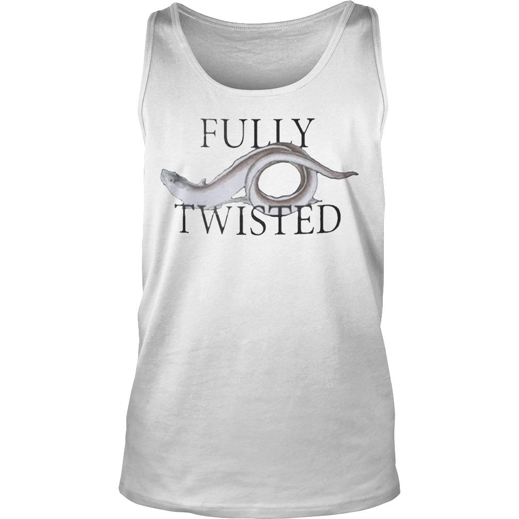 Fish Fully Twisted Tank Top