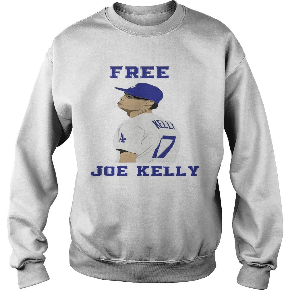 Free Joe Kelly Sweater