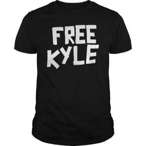Free Kyle Rittenhouse Shirt