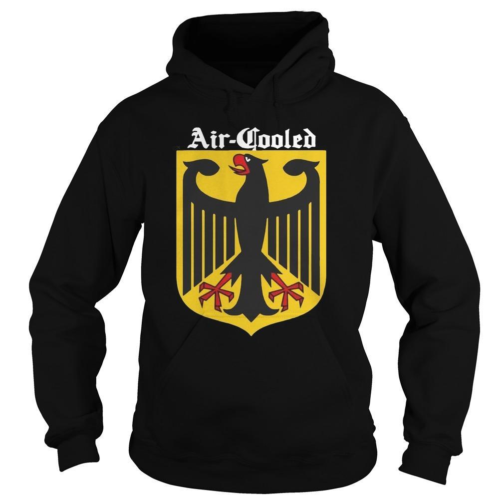 Germany Flag National Symbol Air Cooled Hoodie