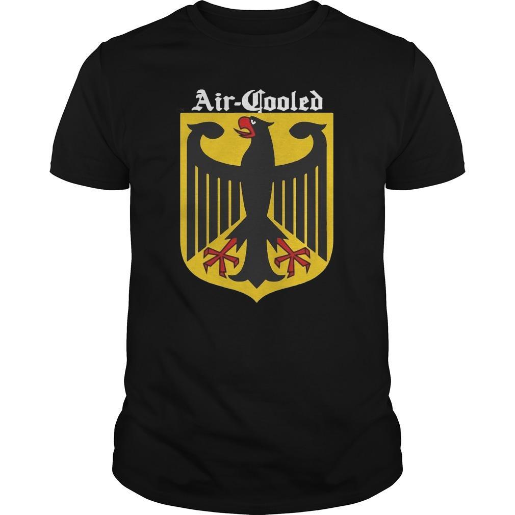 Germany Flag National Symbol Air Cooled Longsleeve