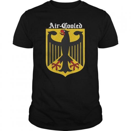 Germany Flag National Symbol Air Cooled Shirt