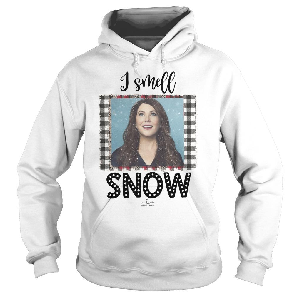 Gilmore Girls I Smell Snow Hoodie