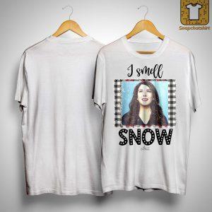 Gilmore Girls I Smell Snow Shirt