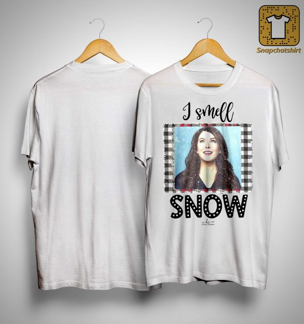 Gilmore Girls I Smell Snow Shirt