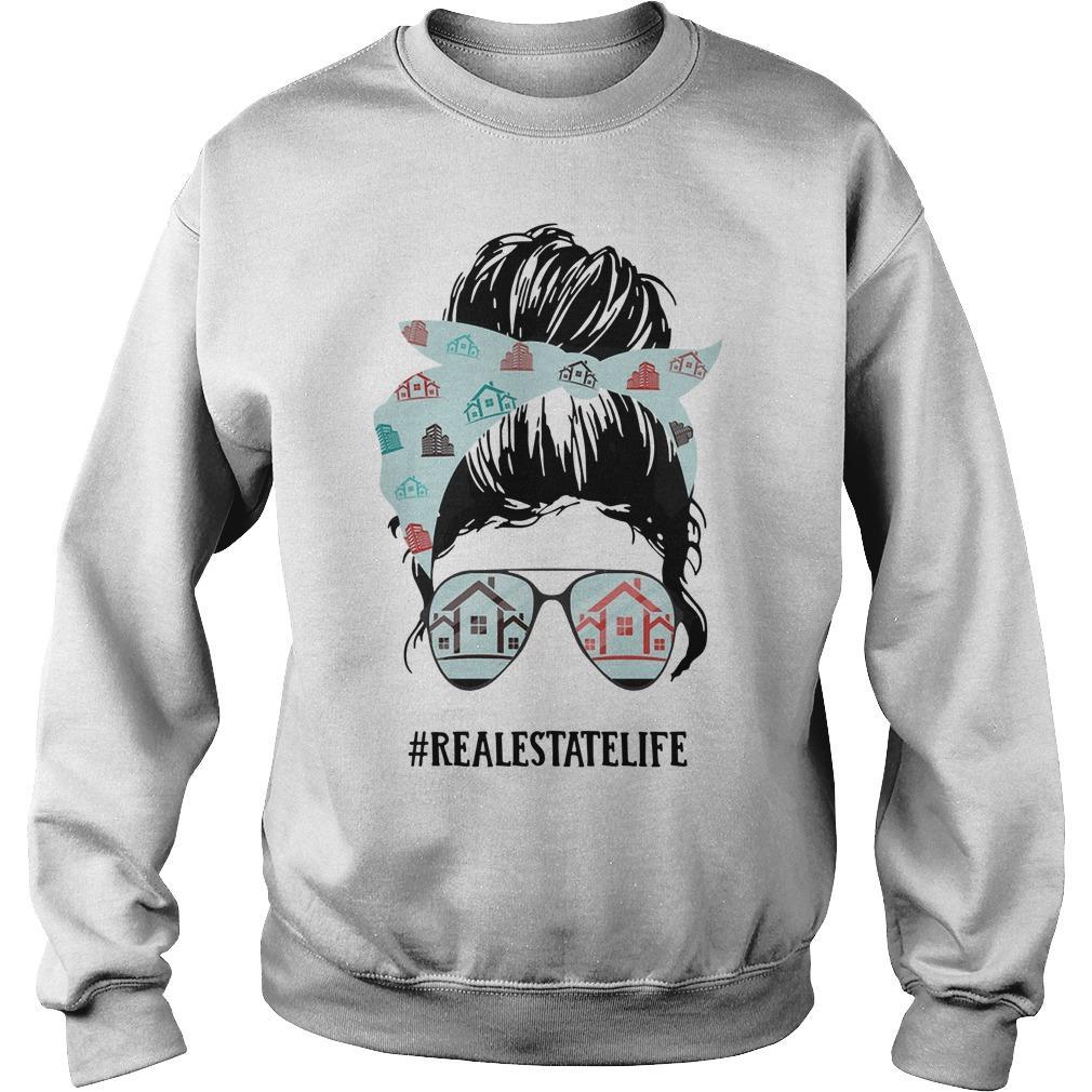 Girl #realestatelife Sweater