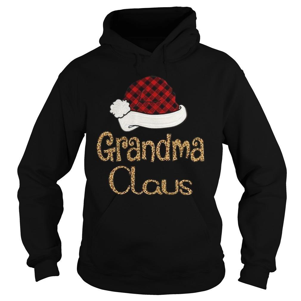 Grandma Claus Hoodie