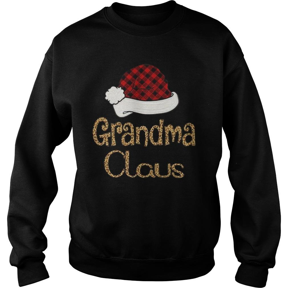 Grandma Claus Sweater