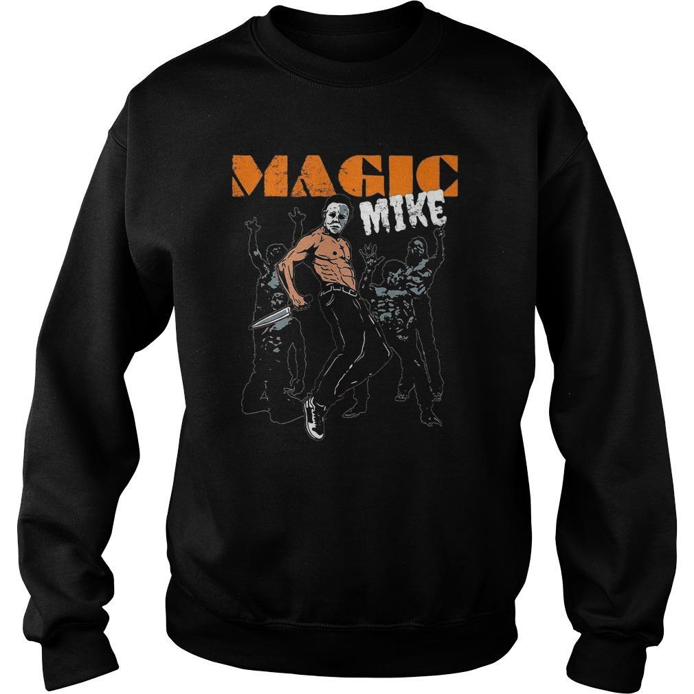 Halloween Michael Myers Magic Mike Sweater