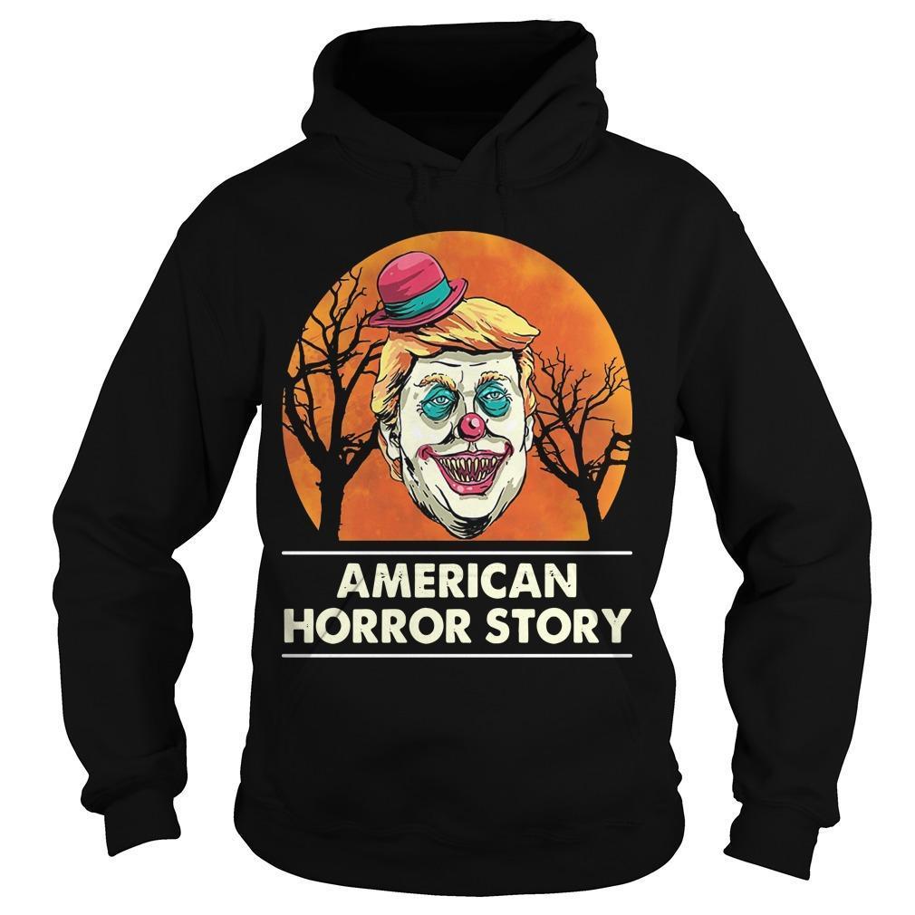 Halloween Trump American Horror Story Hoodie