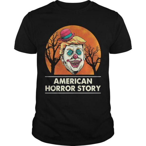 Halloween Trump American Horror Story Shirt