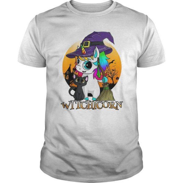 Halloween Witchicorn Shirt