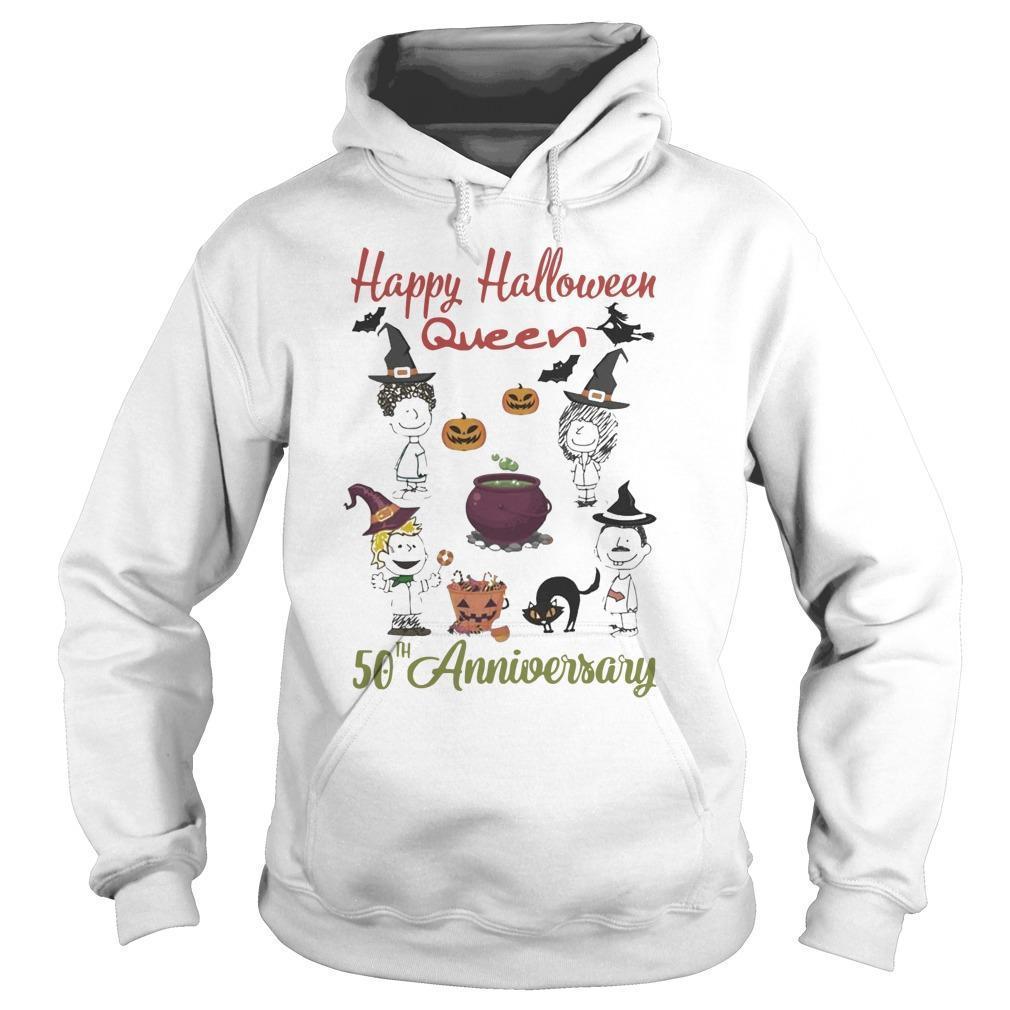 Happy Halloween Queen 50th Anniversary Hoodie