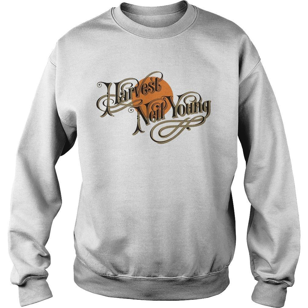 Harvest Neil Young Sweater