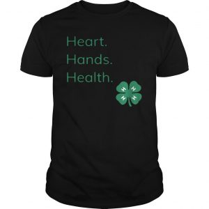Head Heart Hands Health Shirt