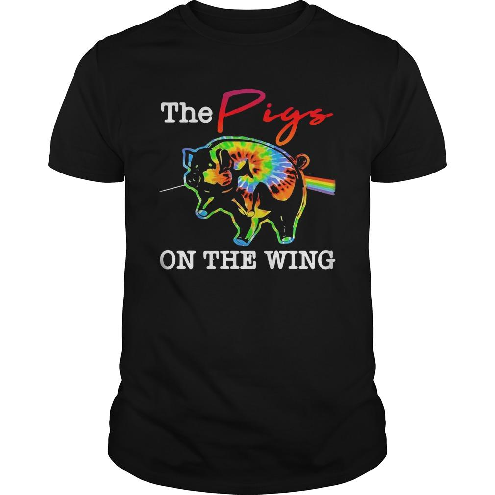 Hippie The Pigs On The Wing Longsleeve