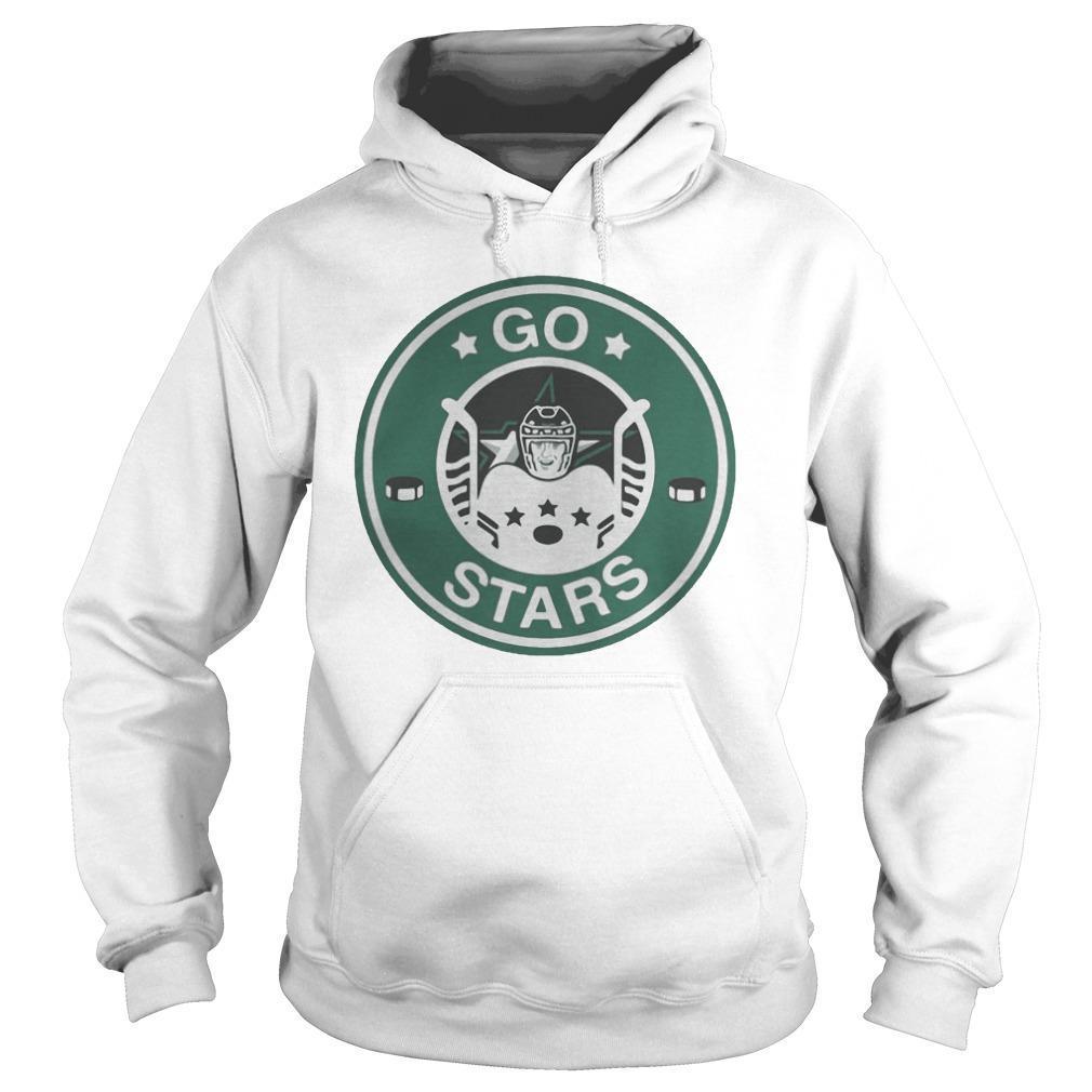 Hockey Starbucks Go Stars Hoodie