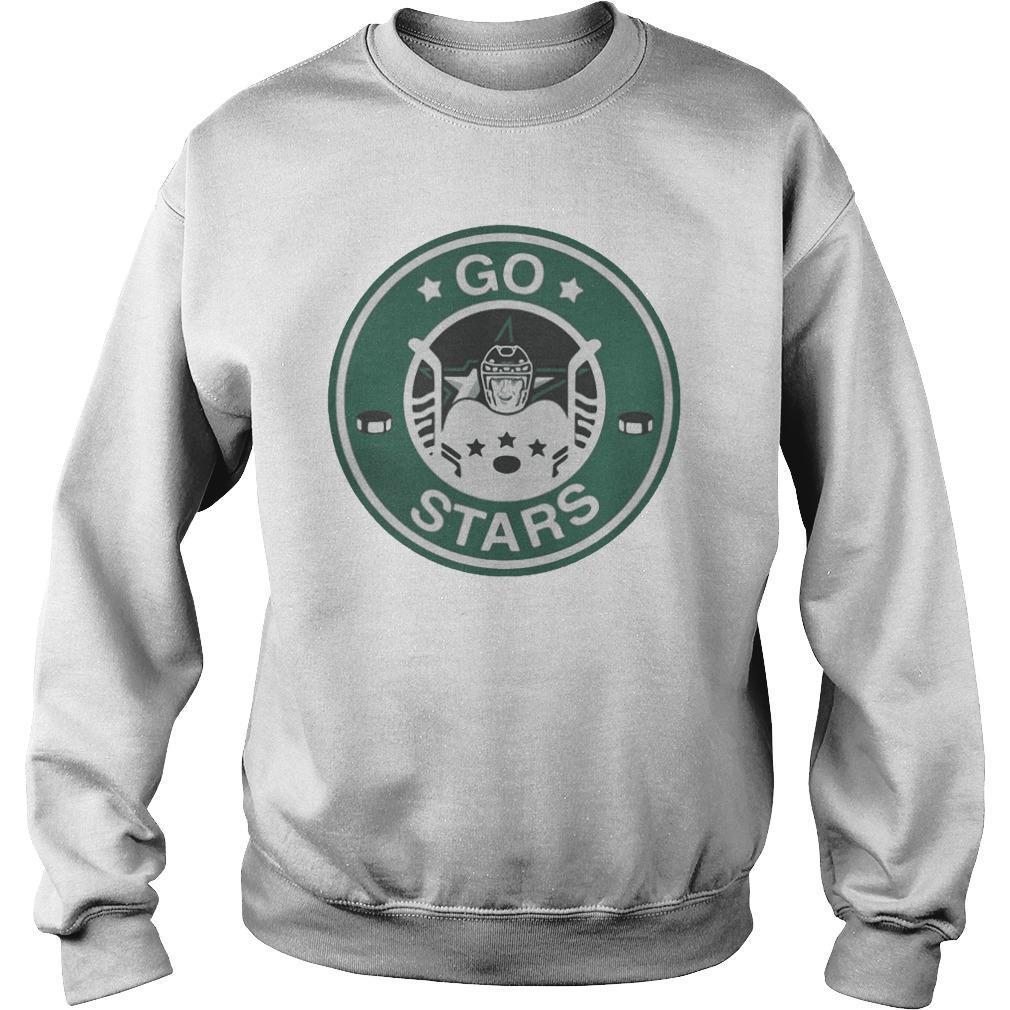 Hockey Starbucks Go Stars Sweater
