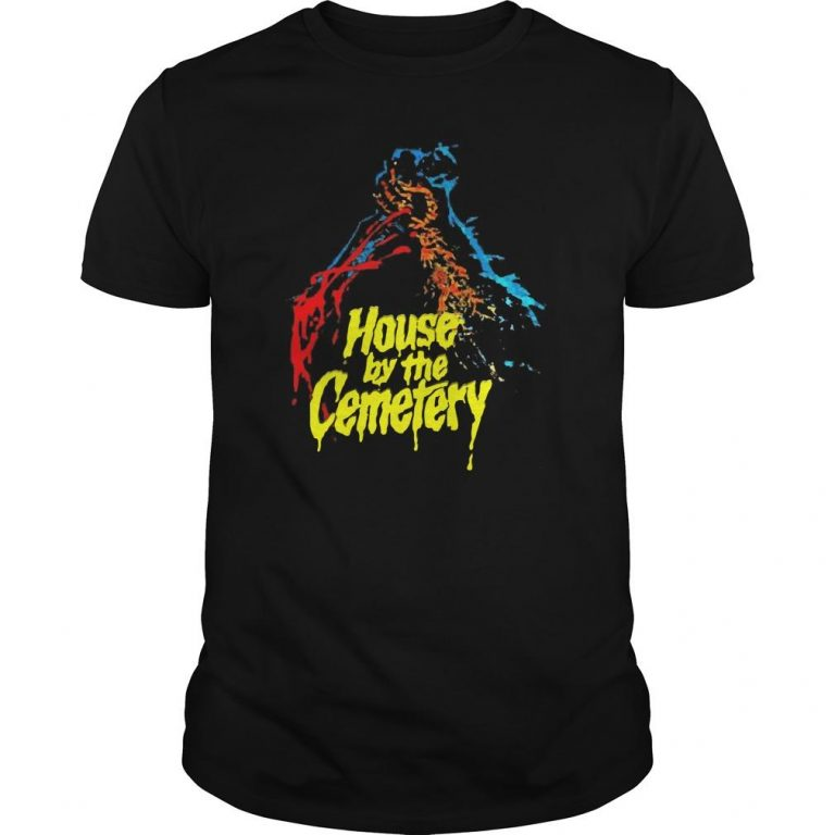 Horror Movies House By The Cemetery Shirt