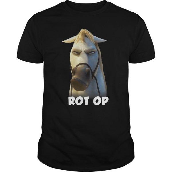 Horse Rot Op Shirt
