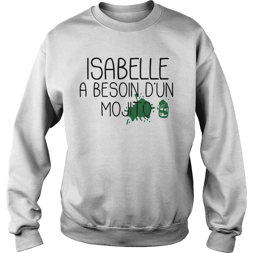 Isabelle A Besoin D'un Mojito Sweater