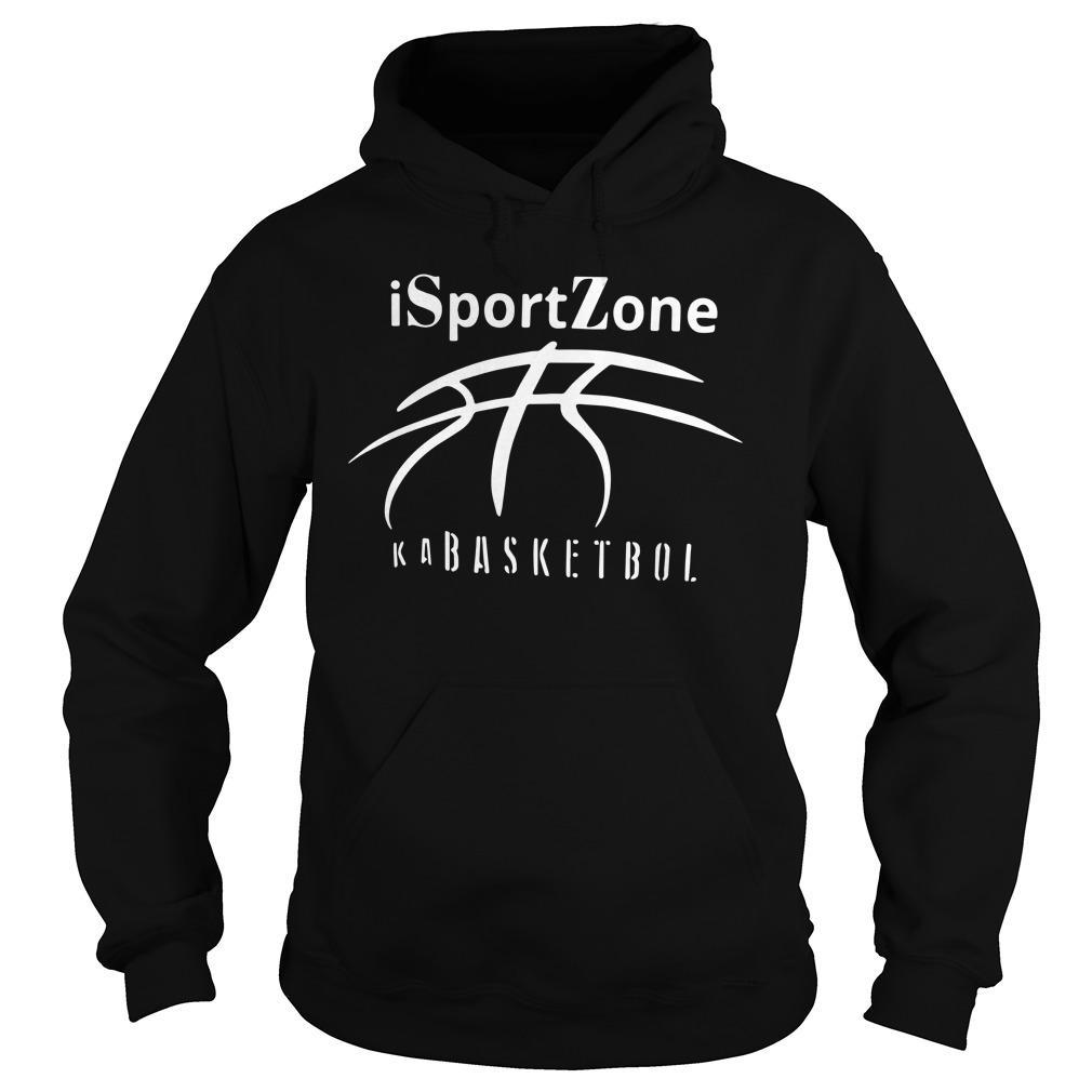 Isportzone Kabasketbol Hoodie