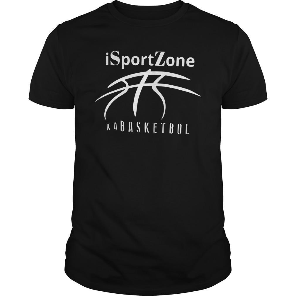 Isportzone Kabasketbol Longsleeve