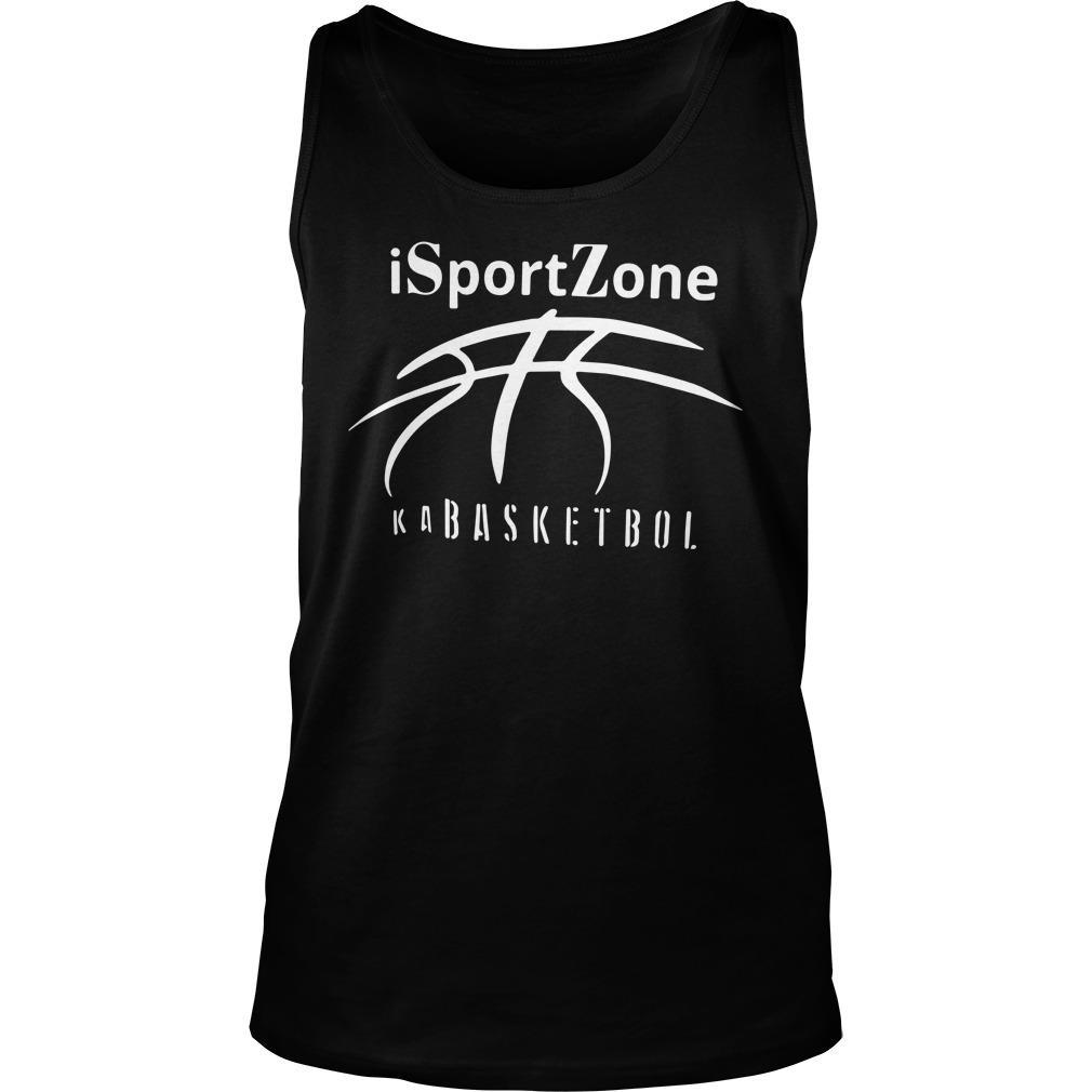 Isportzone Kabasketbol Tank Top