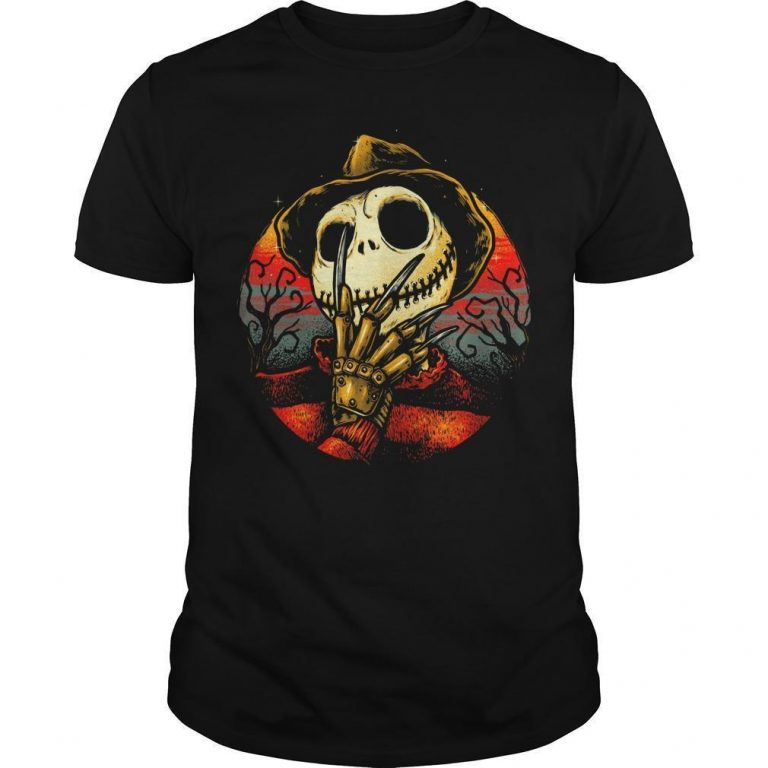 Jack Skellington Nightmare Shirt