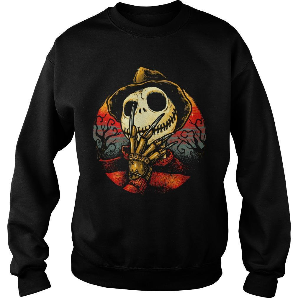 Jack Skellington Nightmare Sweater