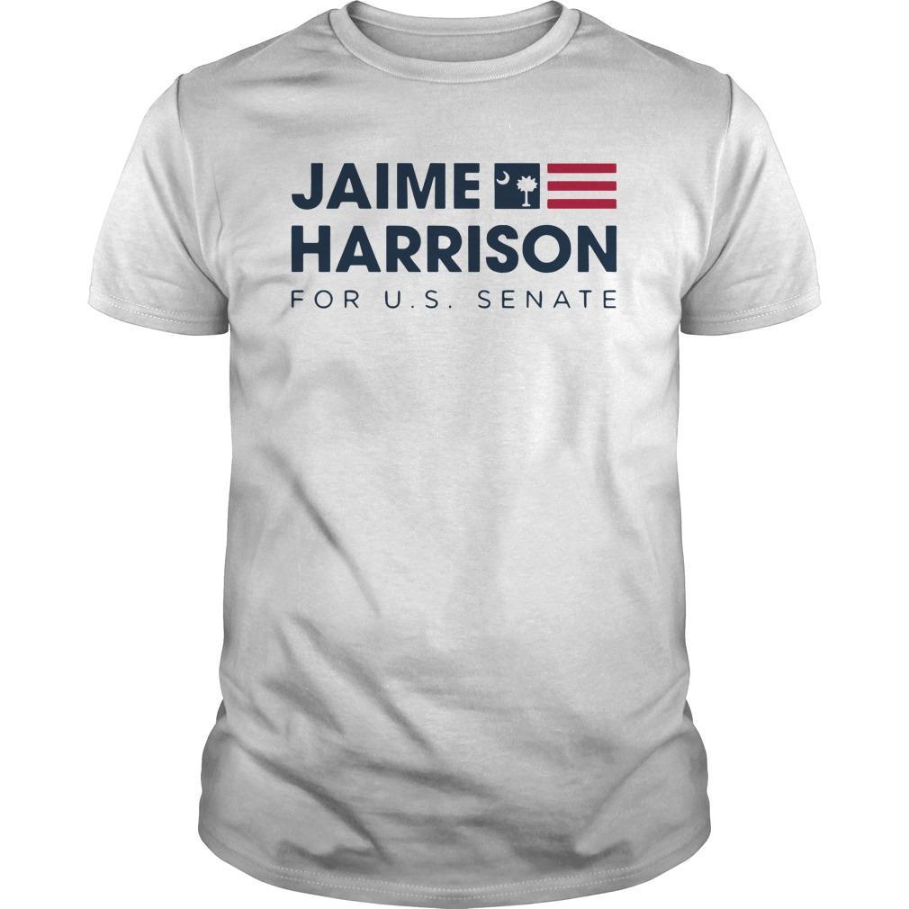 Jaime Harrison For Us Senate Longsleeve