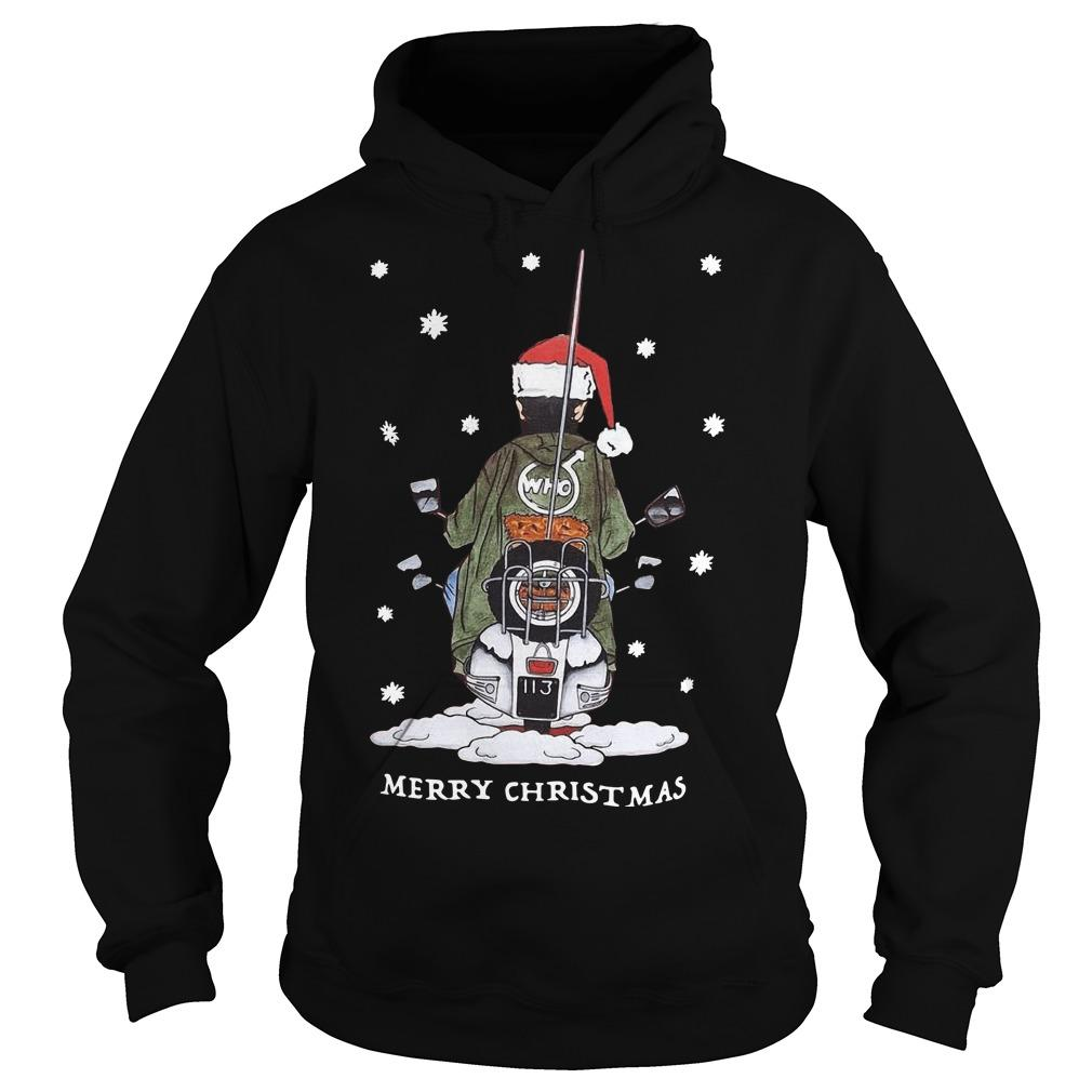 Jimmy Quadrophenia Merry Christmas Hoodie