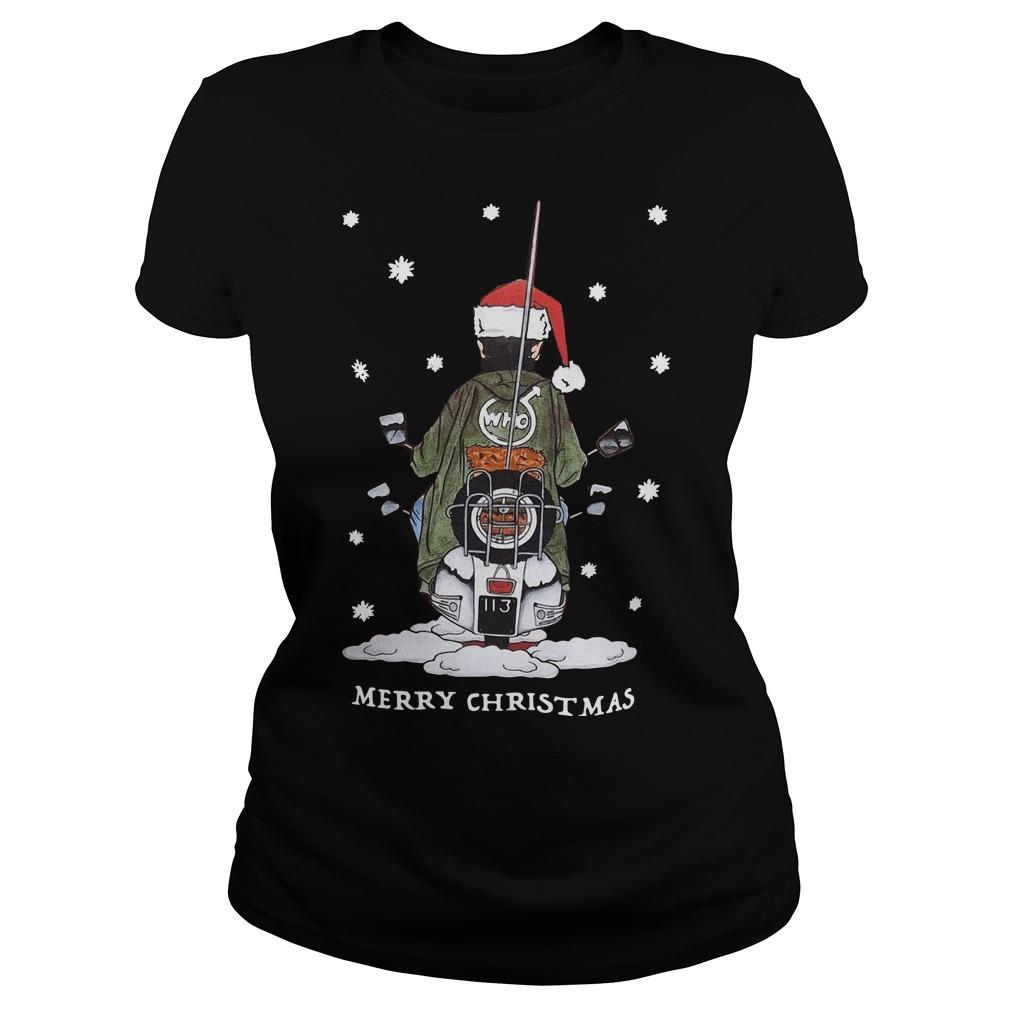 Jimmy Quadrophenia Merry Christmas Longsleeve