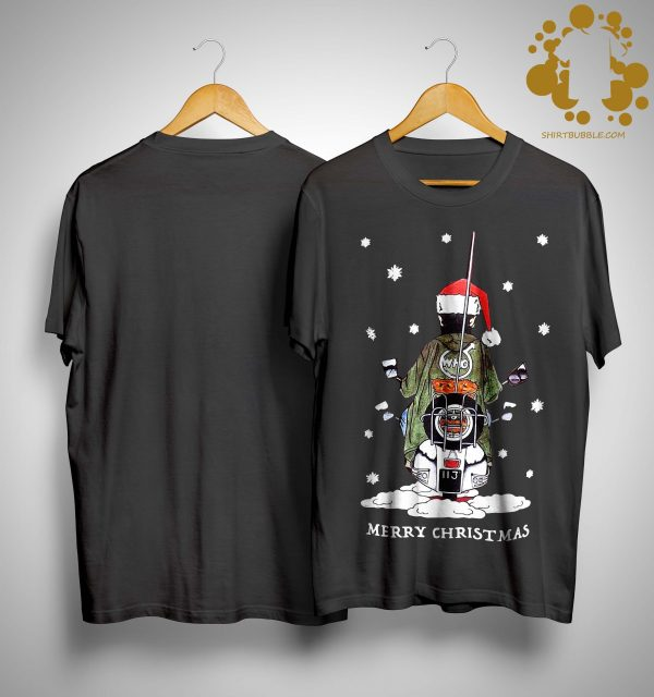 Jimmy Quadrophenia Merry Christmas Shirt