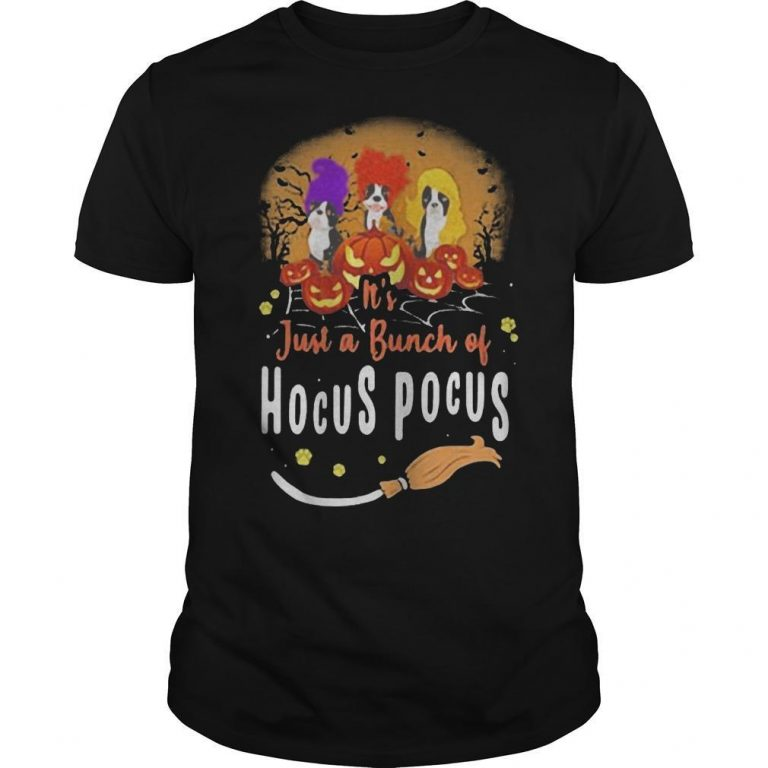Just A Bunch Of Hocus Pocus Shirt