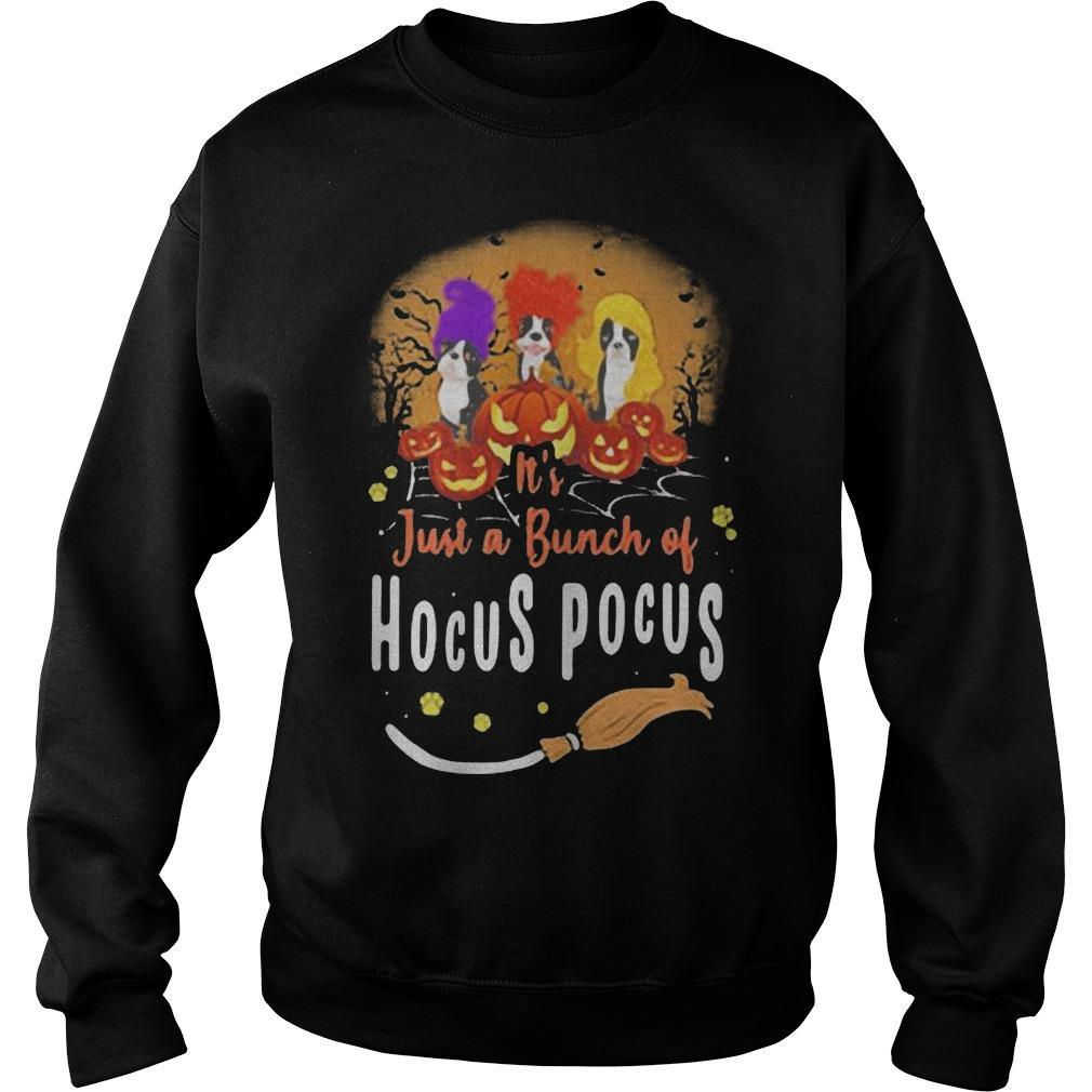 Just A Bunch Of Hocus Pocus Sweater