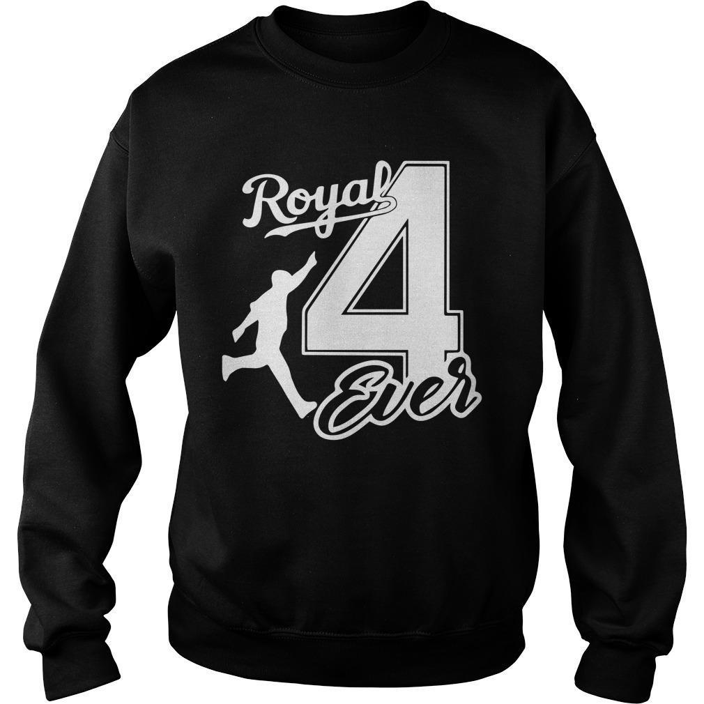 Kansas City Royal 4 Ever Sweater
