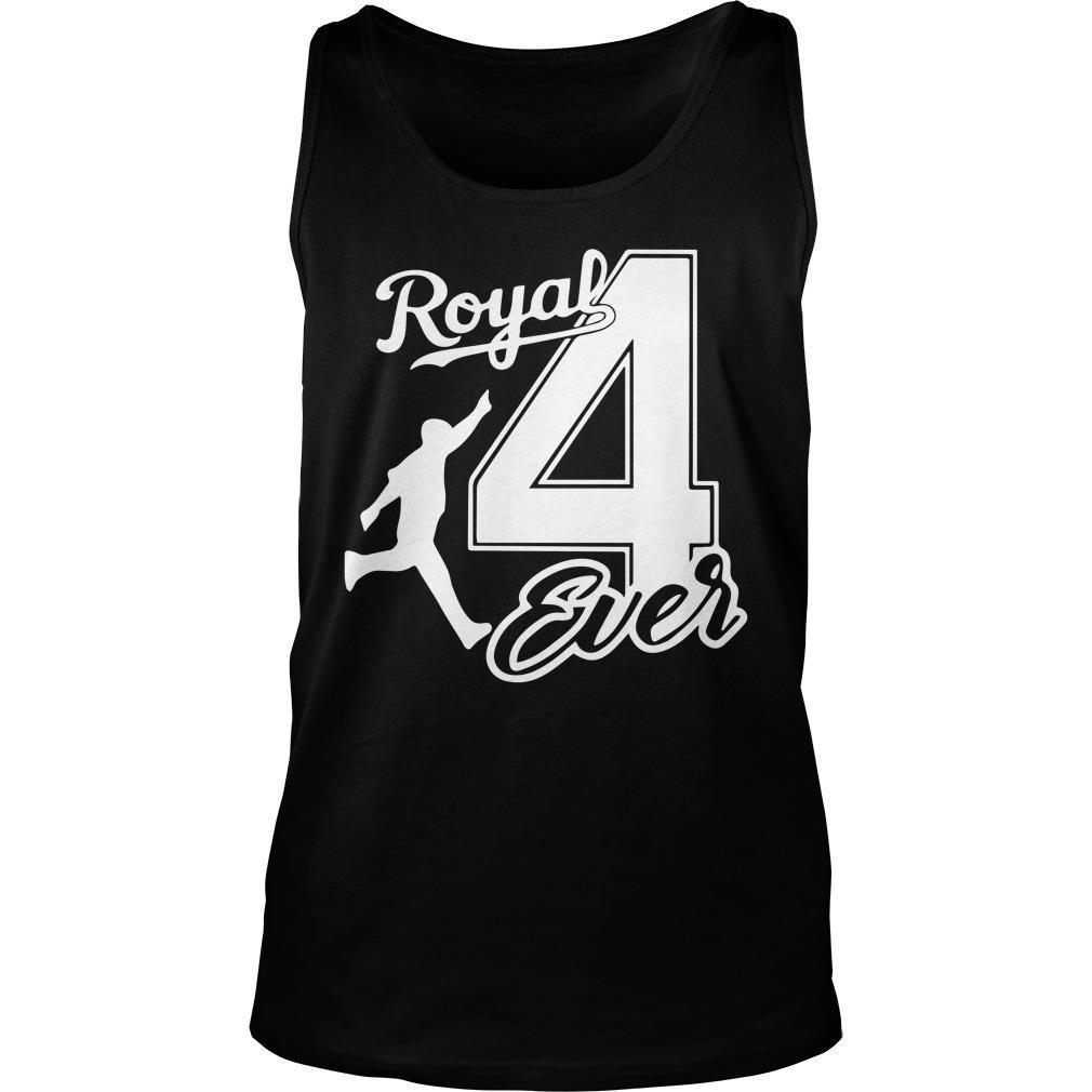 Kansas City Royal 4 Ever Tank Top